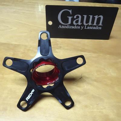 Anodizado de proteccion GAUN