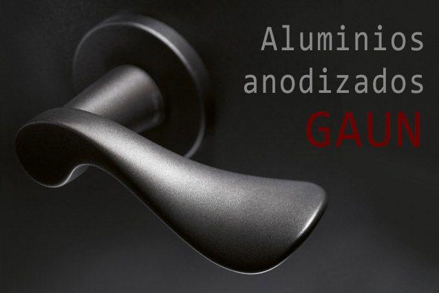anodizacion del aluminio gaun